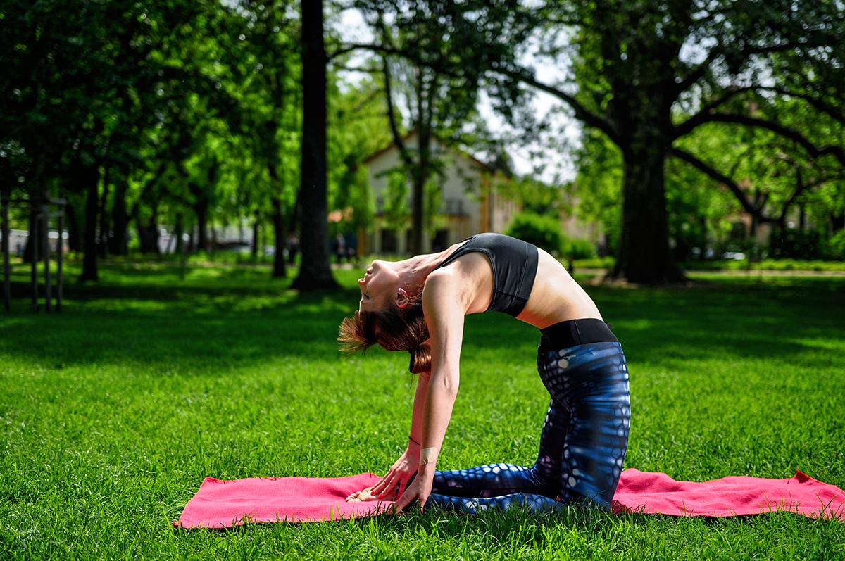 """""""A jóga ott segít, ahol éppen szükséged van rá"""" - Interjú Szappan Petra jógaoktatóval"""