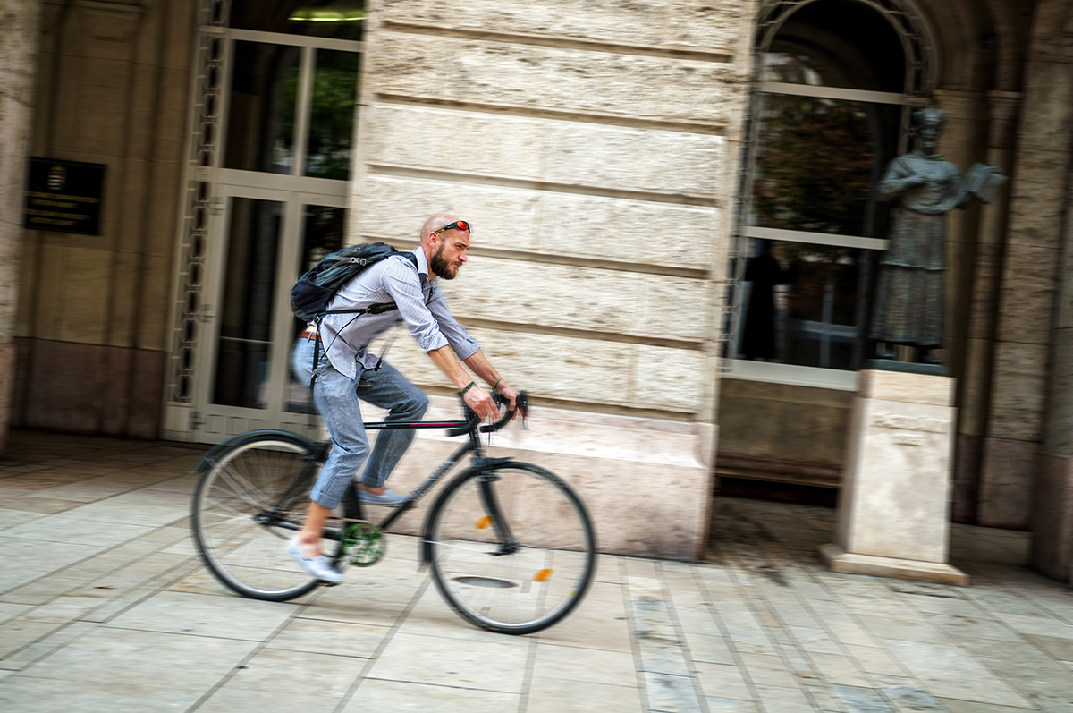 Érkezz kerékpárral az egyetemre! – A Velo Budapest megtanít a nagyvárosi tekerésre