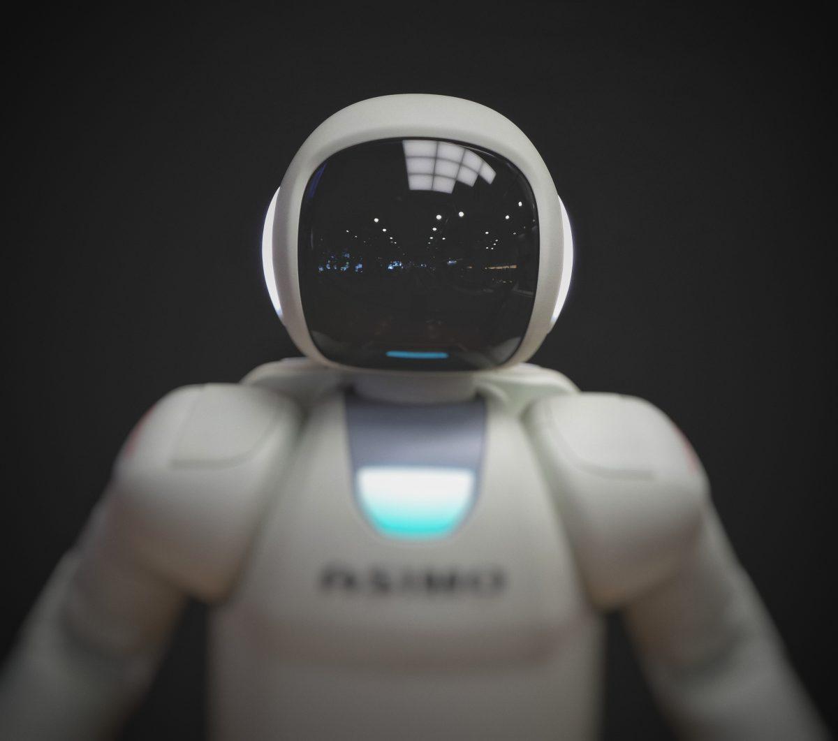 bevásárlóközpont robot