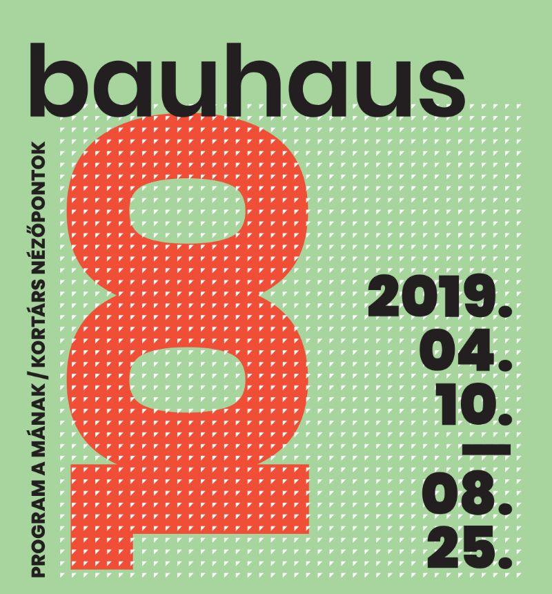 Bauhaus100 kiállítás nyílt a Ludwig Múzeumban