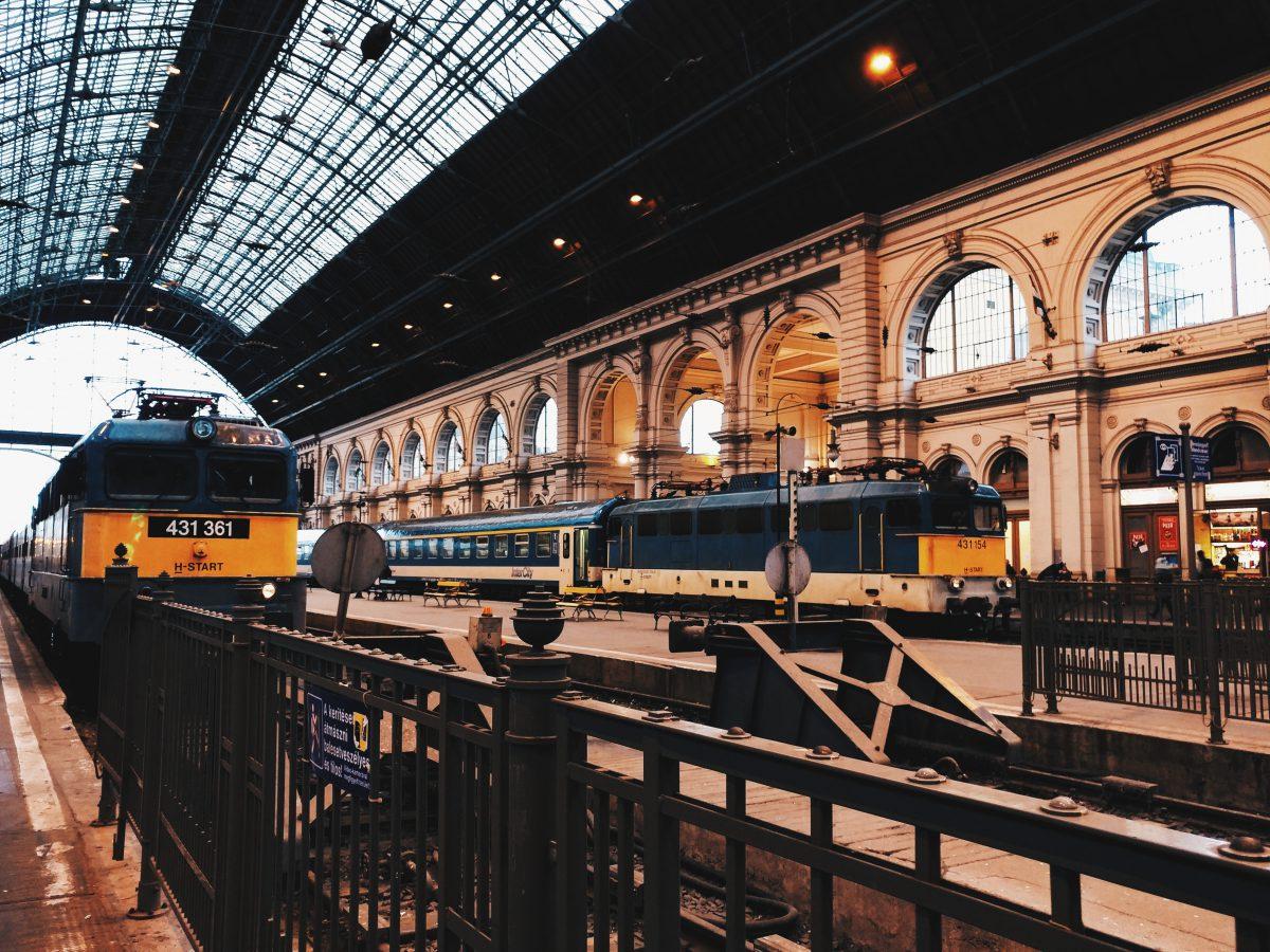 Budapest Uncovered: Pályaudvarok