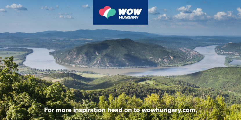 Hungary, the Land of Waters and Wonders: the Danube Bend