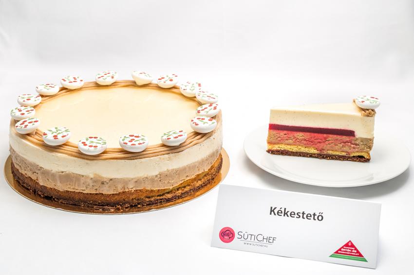 A 2019-es ország tortája verseny egyik döntőse: Kékestető