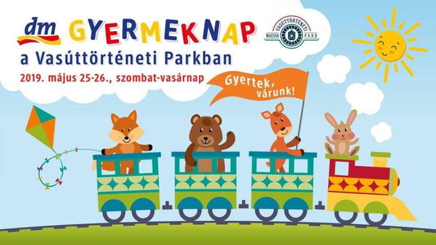 A Vasúttörténeti parkban két napig lesznek programok 2019-ben
