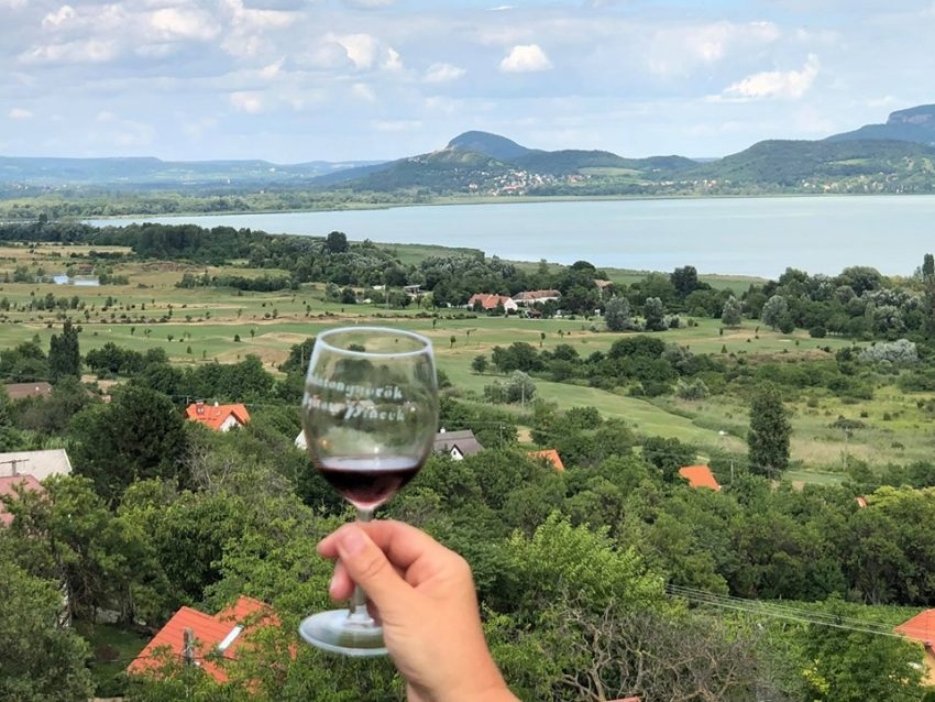 Nyitott Pincék Napja Balatongyörökön (2019. június 15.)