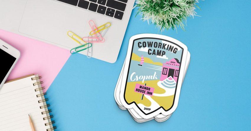 Coworking Camp Csopak / 2019 (2019. június 3-6. és június 10-13.)