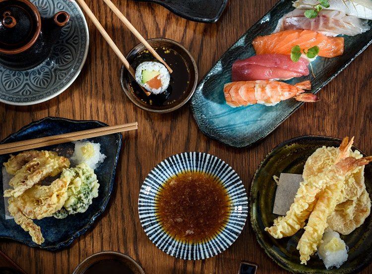 Sushi Sei Autentikus Japán Étterem