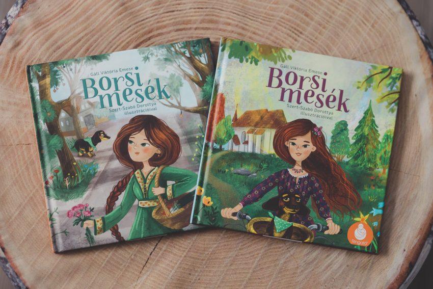 Egy mesekönyv is csodás gyereknapi ajándék lehet