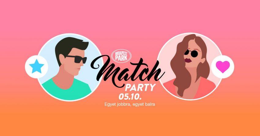 Match Party - Budapest Park