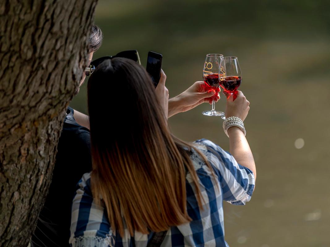 Május végén újra borral árasztják el a Városligetet