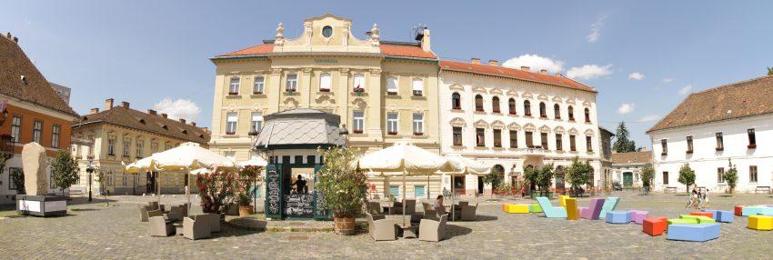 Budapest varázslatos helye az óbudai Fő tér