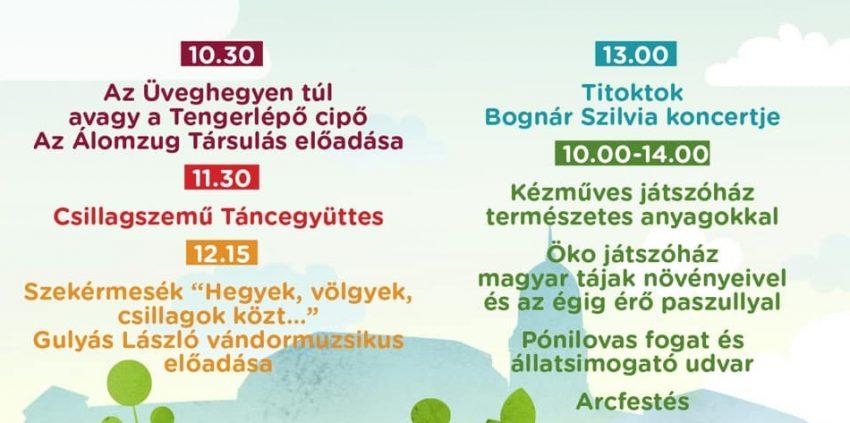 A Budavári gyereknap 2019-es programja
