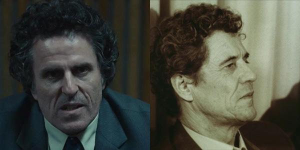 Con O'Neill, mint Viktor Brjuhanov, a csernobili erőmű igazgatója