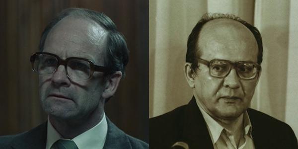 Adrian Rawlins, mint Nyikolaj Fomin, a csernobili erőmű főmérnöke