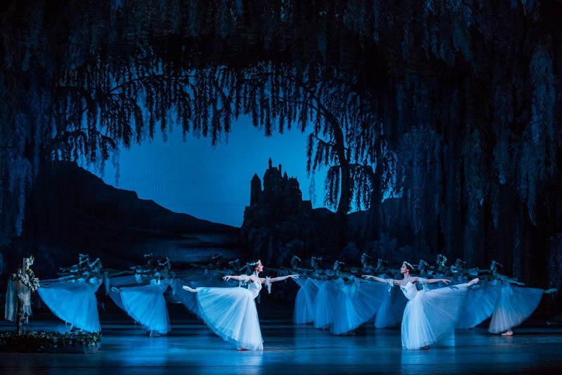 Giselle, Margitszigeti Szabadtéri Színpad