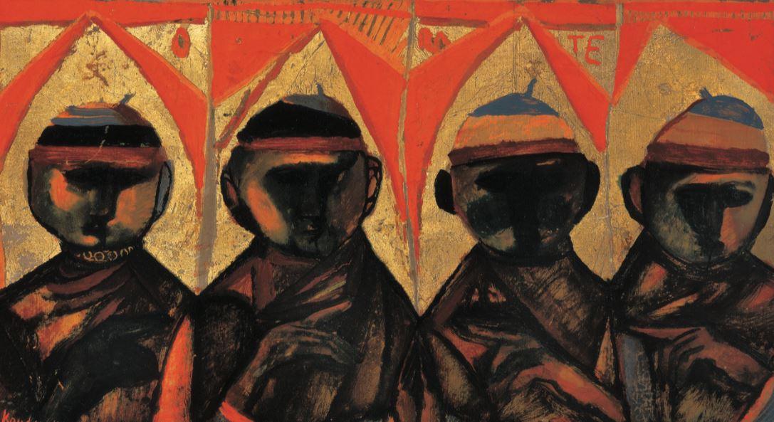 Kondor Béla, az utolsó ikonfestő