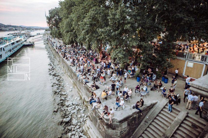 Egy különleges Duna-parti hely: Pontoon