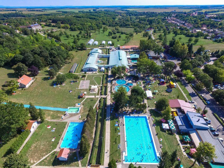 Balaton esőben programok: Igali Gyógyfürdő