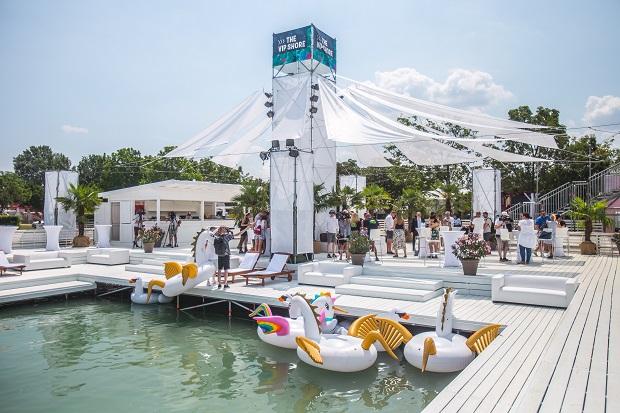 VIP a Balaton Soundon