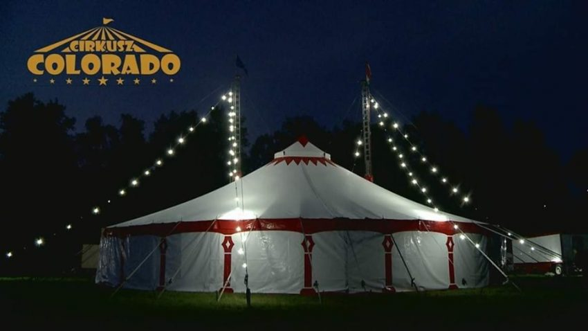 A Colorado Cirkusz Agárdon (2019. július 9. - augusztus 31., Agárd)