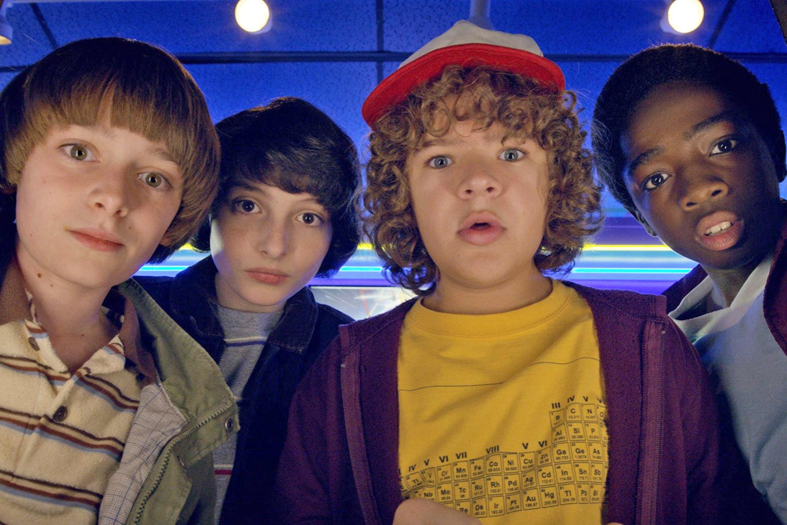 Hány évesek valójában a Stranger Things szereplői?