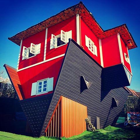 Fordított ház