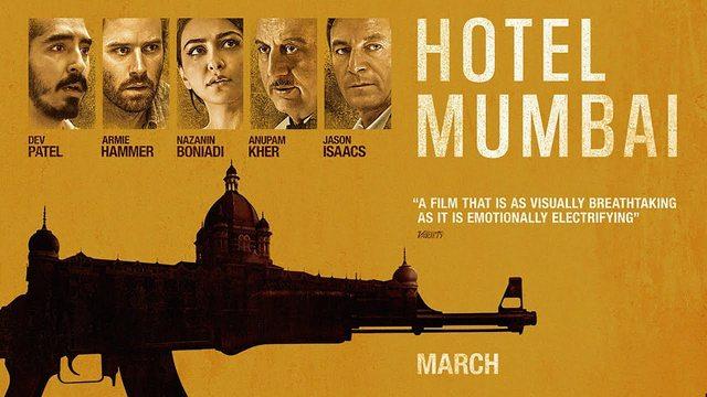 A Hotel Mumbai kimaradt 2019 legjobb filmjei közül