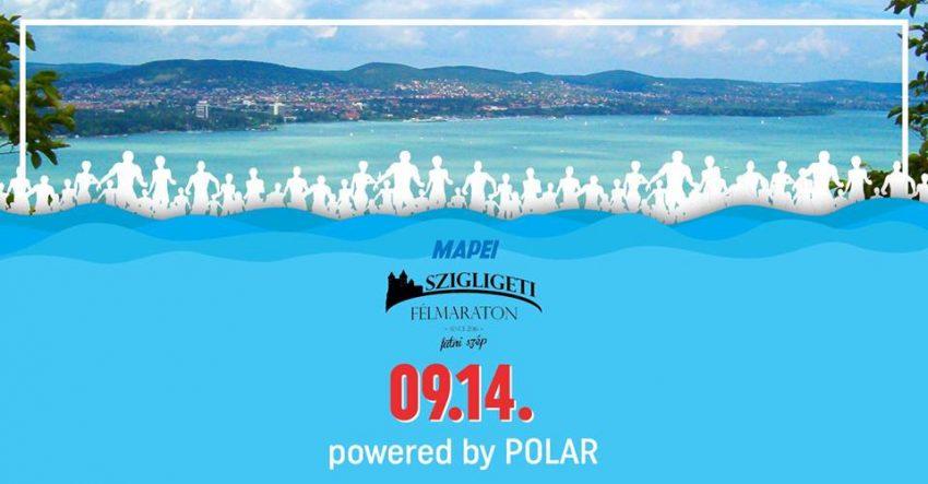 POLAR a Balaton egyik legszebb részén (Szigliget)
