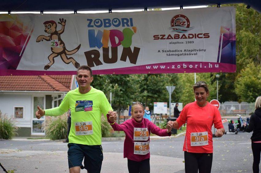 Zobori Kids' Run, családi- és gyermekfutóverseny (Zalakaros)