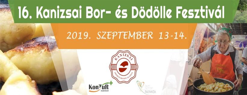 Kanizsai Bor- és Dödölle Fesztivál (Nagykanizsa)