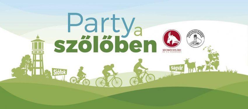 Party a szőlőben (2019. szeptember 21., Ságvár)
