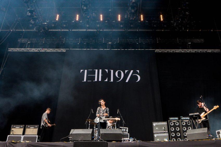 A The 1975 is fellép a Sziget Fesztiválon