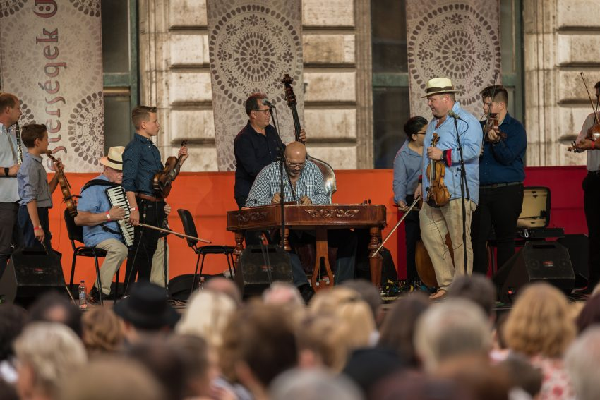 Számtalan koncert szerepel a Mesterségek Ünnepe 2019-es programjában