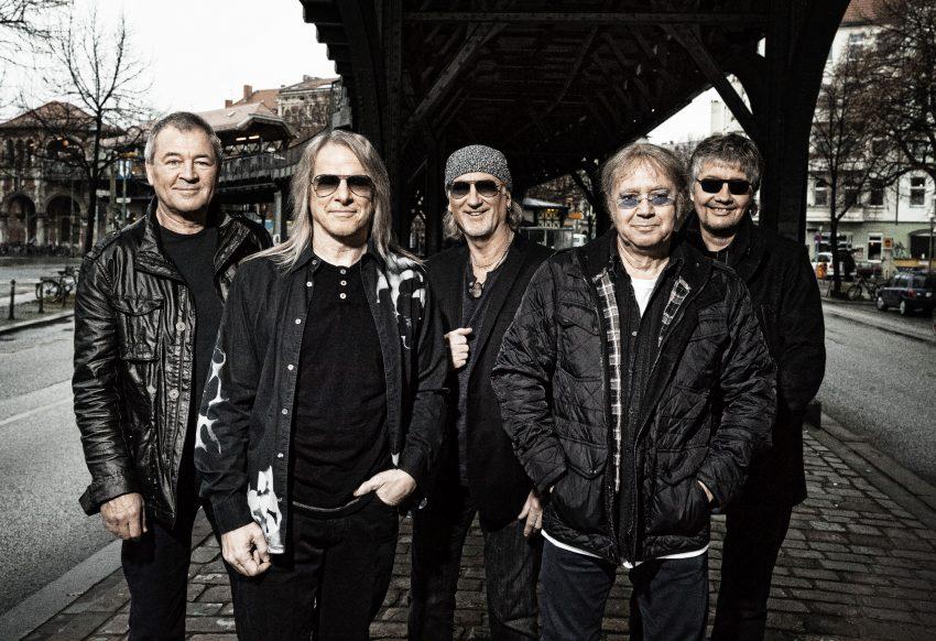 Deep Purple, Budapest Aréna, 2019