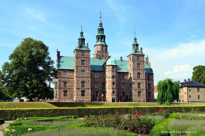 A Rosenborg-kastély ma már múzeumként működik
