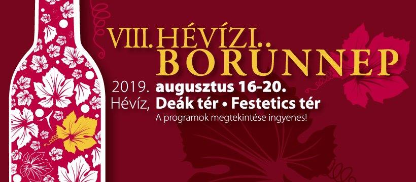 Különleges programokat kínál a Hévízi Borünnep is