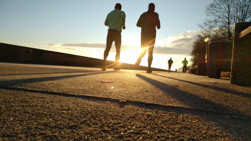 A futók is megtalálják a maguk programját: Szépkilátó Félmaraton (Balatongyörök)