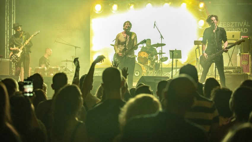 2019-ben is számtalan koncert várja a borfesztiválra látogatókat