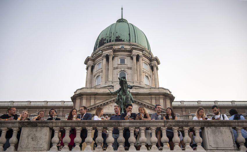 Budavári borfesztivál 2019