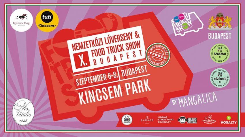 X. Nemzetközi Lóverseny és Food Truck Show