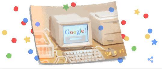 A Google ma 21 éves