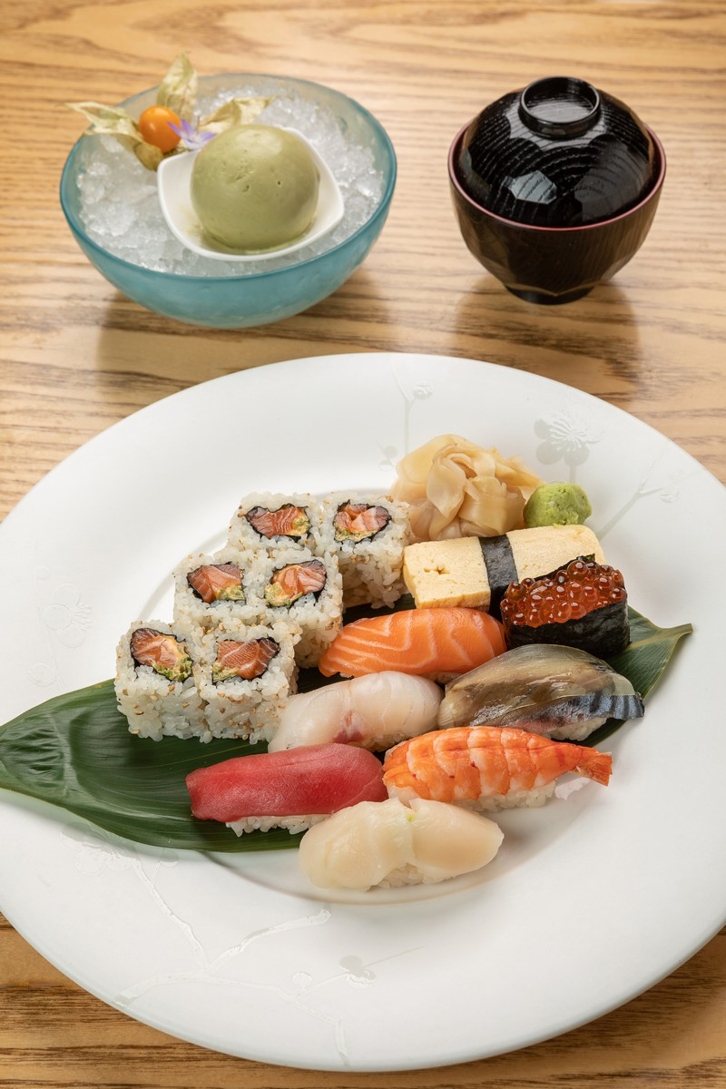 Csapj le a sushi business lunch napi ajánlatokra a Nobu Budapestben