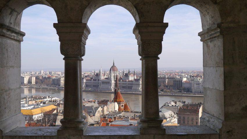 Kirándulás Budapesten: Halászbástya