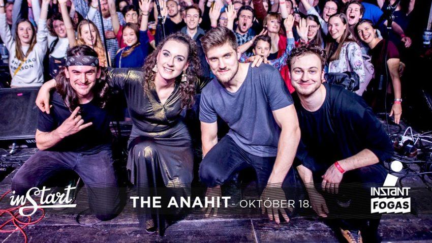 Hétvégi programok Budapesten: InStart I The Anahit I Vendég: Meet Me Midway (Október 18., péntek)