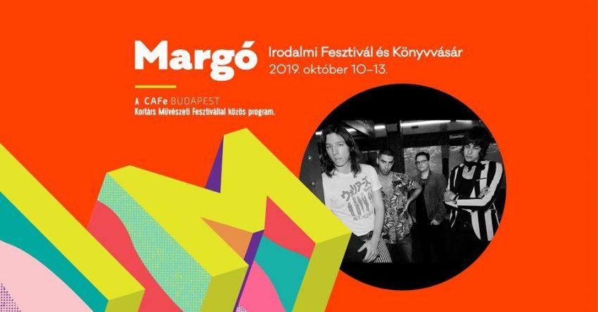 Budapesti programok a hétvégén: Margó fesztivál