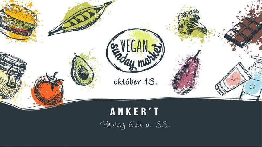 Vegan Sunday Market - október 13
