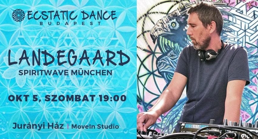 Ecstatic Dance⎜special guest Landegaard (D)
