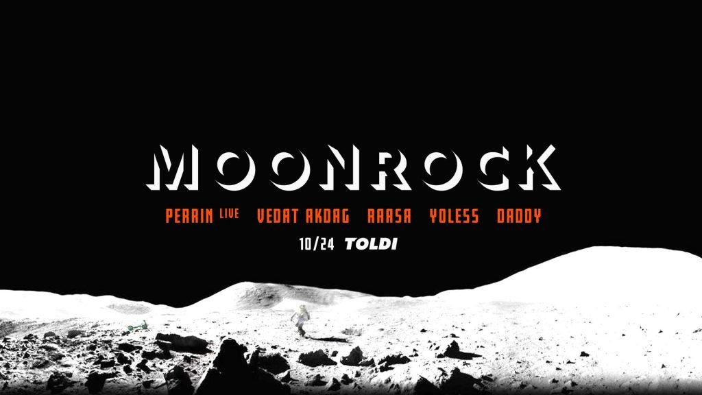 Hétvégi programok Budapesten: Moonrock