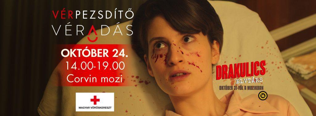 Hétvégi programok Budapesten: Vérpezsdítő véradás