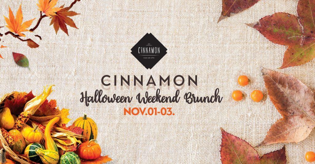 Budapesti programok a hétvégén: Cinnamon Halloween Brunch